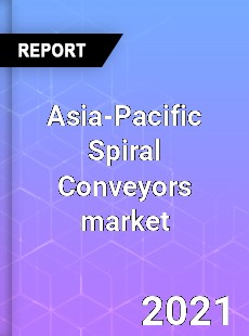 Asia-Pacific Spiral Conveyors market