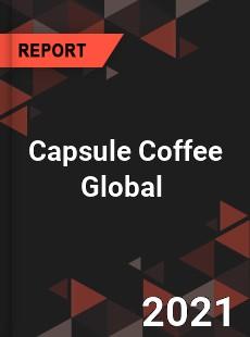 Capsule Coffee Global Market