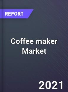 Coffee maker Market