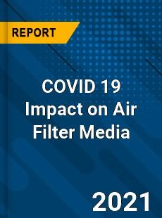 COVID 19 Impact on Air Filter Media Market