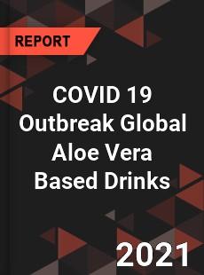 COVID 19 Outbreak Global Aloe Vera Based Drinks Industry