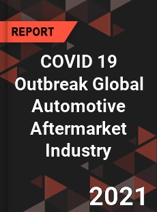 COVID 19 Outbreak Global Automotive Aftermarket Industry