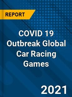 COVID 19 Outbreak Global Car Racing Games Industry