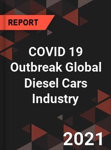 COVID 19 Outbreak Global Diesel Cars Industry