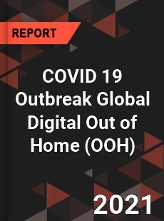 COVID 19 Outbreak Global Digital Out of Home Industry