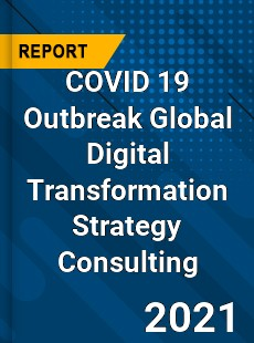 COVID 19 Outbreak Global Digital Transformation Strategy Consulting Industry
