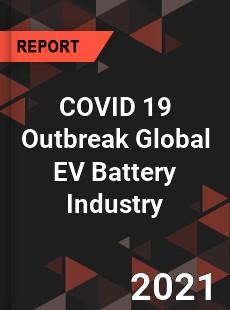 COVID 19 Outbreak Global EV Battery Industry