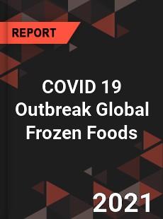 COVID 19 Outbreak Global Frozen Foods Industry