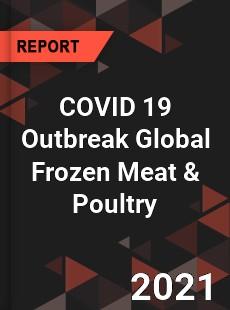 COVID 19 Outbreak Global Frozen Meat & Poultry Industry