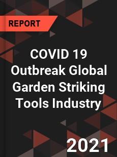 COVID 19 Outbreak Global Garden Striking Tools Industry