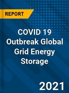 COVID 19 Outbreak Global Grid Energy Storage Industry