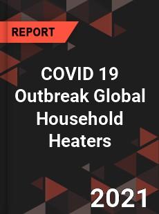 COVID 19 Outbreak Global Household Heaters Industry