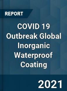 COVID 19 Outbreak Global Inorganic Waterproof Coating Industry