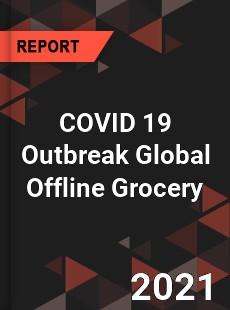 COVID 19 Outbreak Global Offline Grocery Industry