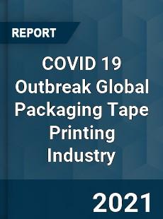 COVID 19 Outbreak Global Packaging Tape Printing Industry