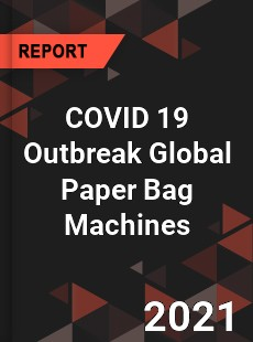 COVID 19 Outbreak Global Paper Bag Machines Industry