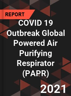 COVID 19 Outbreak Global Powered Air Purifying Respirator Industry