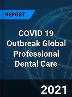COVID 19 Outbreak Global Professional Dental Care Industry