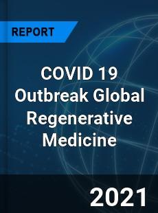 COVID 19 Outbreak Global Regenerative Medicine Industry