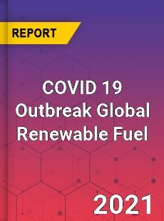 COVID 19 Outbreak Global Renewable Fuel Industry