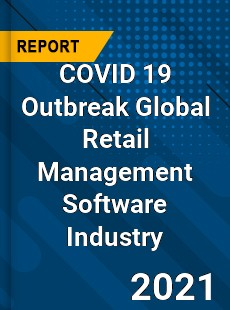 COVID 19 Outbreak Global Retail Management Software Industry