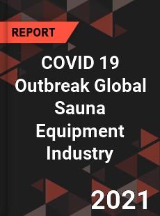 COVID 19 Outbreak Global Sauna Equipment Industry