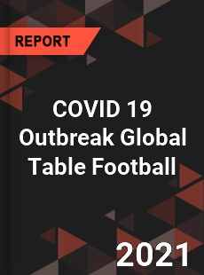 COVID 19 Outbreak Global Table Football Industry