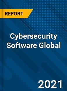 Cybersecurity Software Global Market