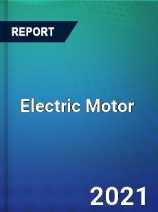 Electric Motor Market