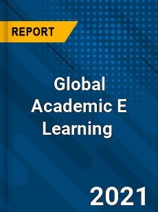 Global Academic E Learning Market