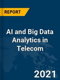 Global AI and Big Data Analytics in Telecom Market