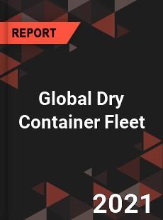 Global Dry Container Fleet Market