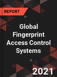 Global Fingerprint Access Control Systems Market