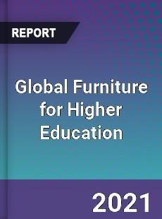 Global Furniture for Higher Education Market