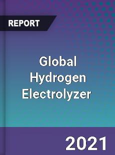 Global Hydrogen Electrolyzer Market