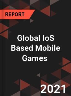 Global IoS Based Mobile Games Market