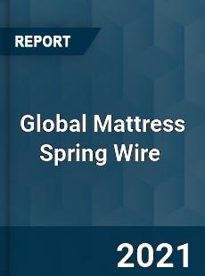 Global Mattress Spring Wire Market
