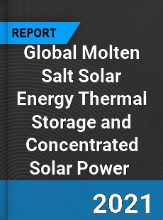 Global Molten Salt Solar Energy Thermal Storage and Concentrated Solar Power Market