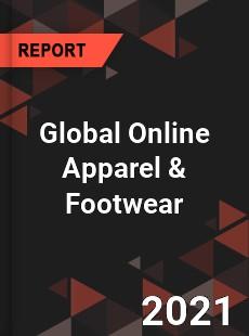 Global Online Apparel amp Footwear Market