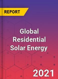 Global Residential Solar Energy Market