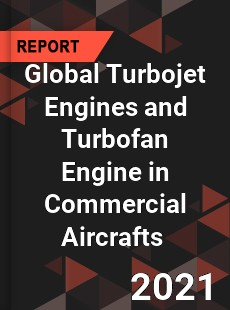 Global Turbojet Engines and Turbofan Engine in Commercial Aircrafts Market