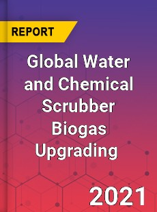 Global Water and Chemical Scrubber Biogas Upgrading Market