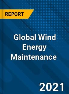 Global Wind Energy Maintenance Market