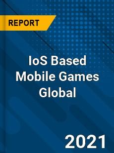 IoS Based Mobile Games Global Market