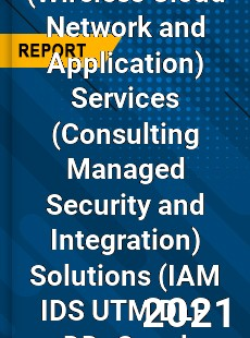 MIDDLE EAST CYBER SECURITY Security Types Services Solutions Verticals Countries and Competitive Analysis