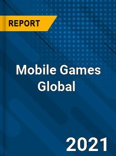 Mobile Games Global Market