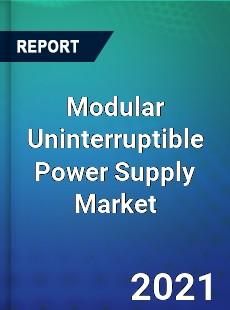 Modular Uninterruptible Power Supply Market