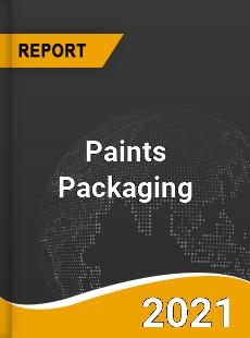 Paints Packaging Market