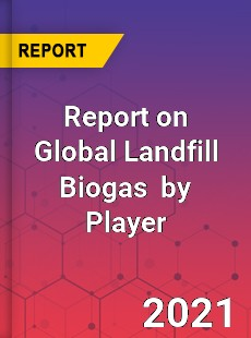 Report on Global Landfill Biogas Market by Player