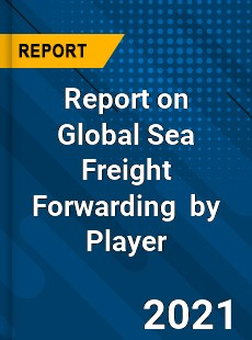 Report on Global Sea Freight Forwarding Market by Player